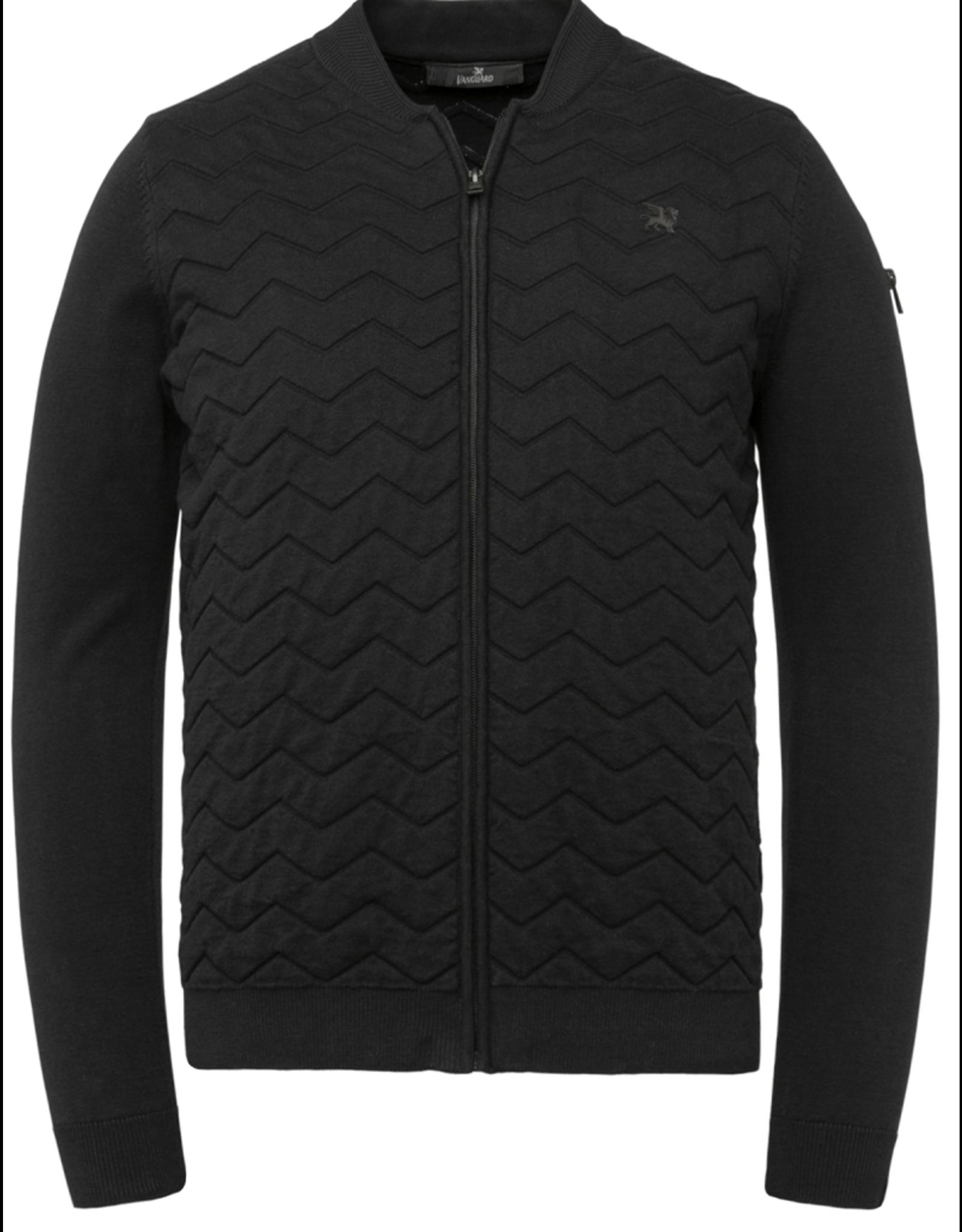 Vanguard Vanguard comber vest 999 zwart