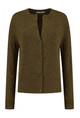 Circle of Trust Circle of Trust Lauren knit army green