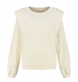 Circle of Trust Circle of Trust Kyana sweater Antqye white W21_83_