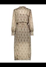NUKUS NUKUS jurk Paisley Vicenza Sand