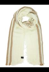 NUKUS NUKUS Frozen scarf Sand