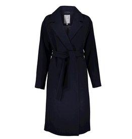 Geisha Geisha coat wool Blauw