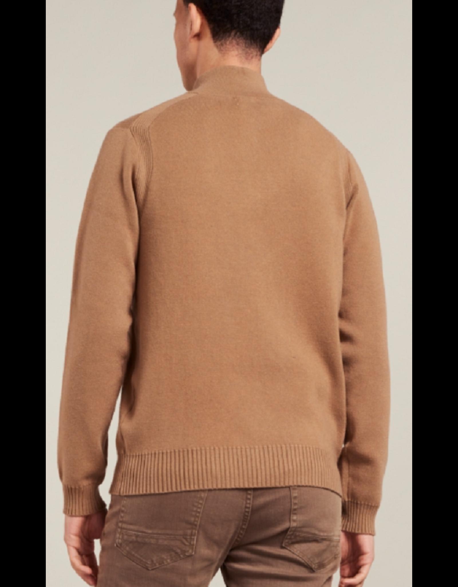 Dstrezzed Dstrezzed Skipper Techno knit Camel