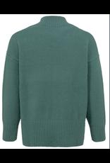 YAYA YAYA sweater forest green