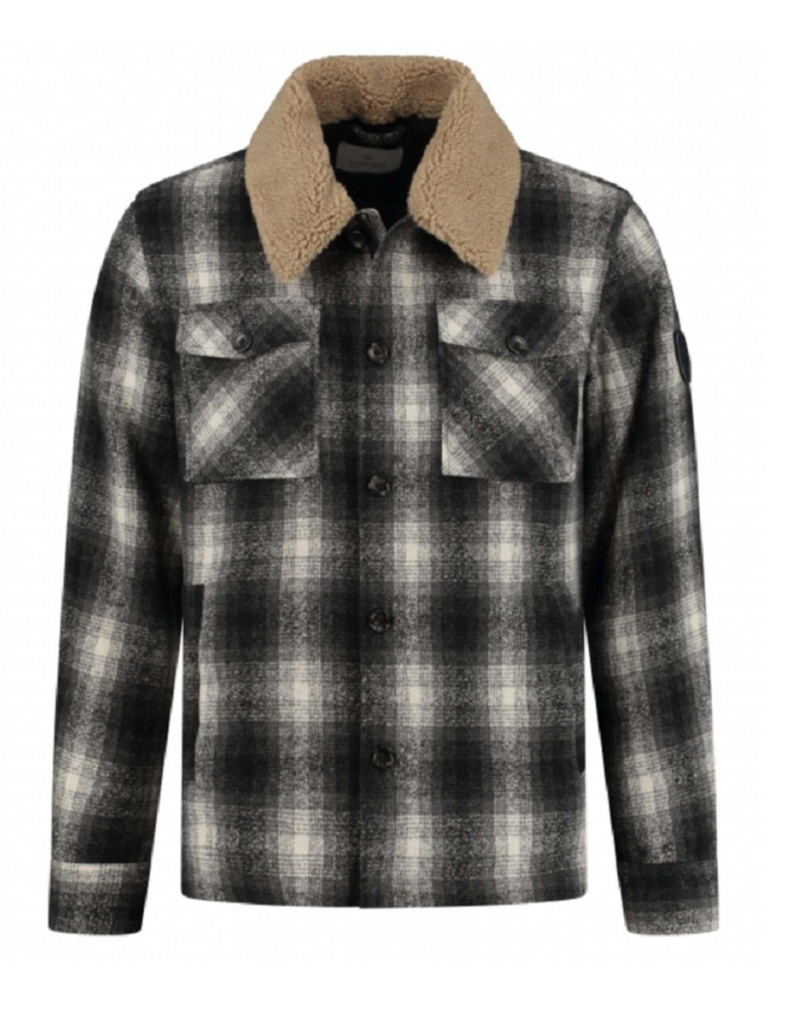 Dstrezzed Dstrezzed Carpenter jacket Wool Black
