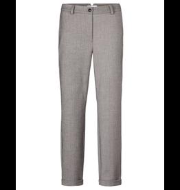 YAYA YAYA herringbone pantalon 1211089