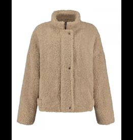 Circle of Trust Circle of Trust Luna jacket beige Teddy