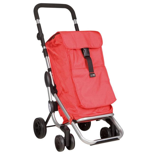 Playmarket Playmarket Go Up trolley, rood / rojo