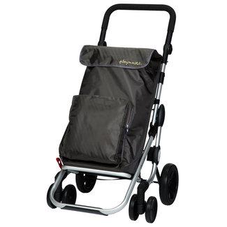 Playmarket Playmarket Go Plus trolley, grijs / gris marengo