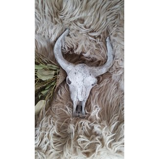 Home&Deco Imitatie Schapenvacht - 60 x 100 cm - licht bruin