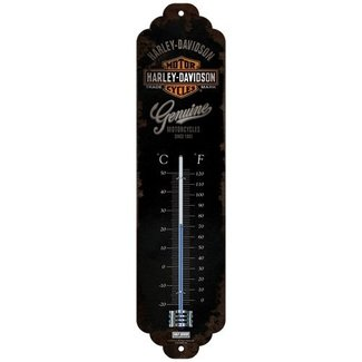 Thermometer Harley-Davidson Motor Cycles