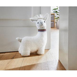 Home & Deco Deurstopper Alpaca 30 cm