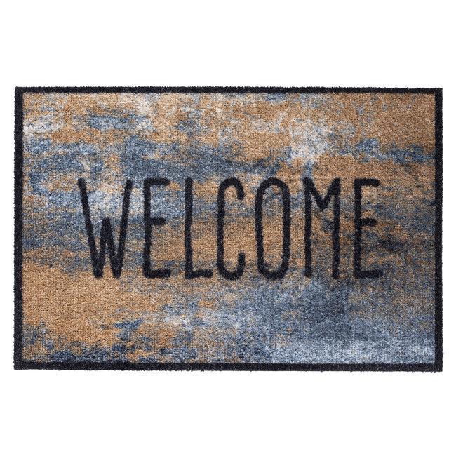 Hamat Deurmat Welcome Steen 50x75cm