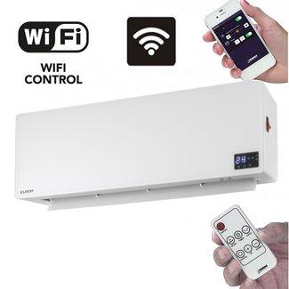 Eurom Met korting Keramische Wall-Designheat Wifi 2000-verwarming
