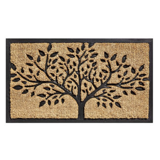 Hamat Deurmat Kokos - Levensboom - 45x75cm