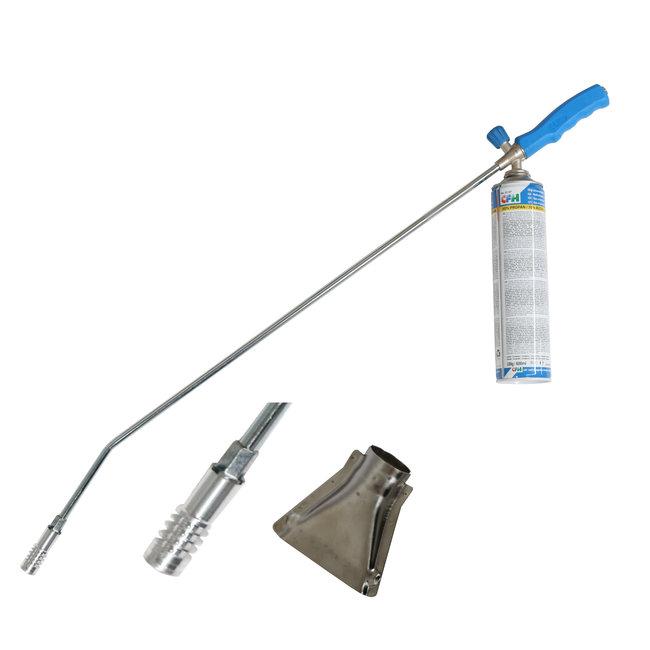 CFH CFH Onkruidbrander- gasbrander 3300 met opzet stuk
