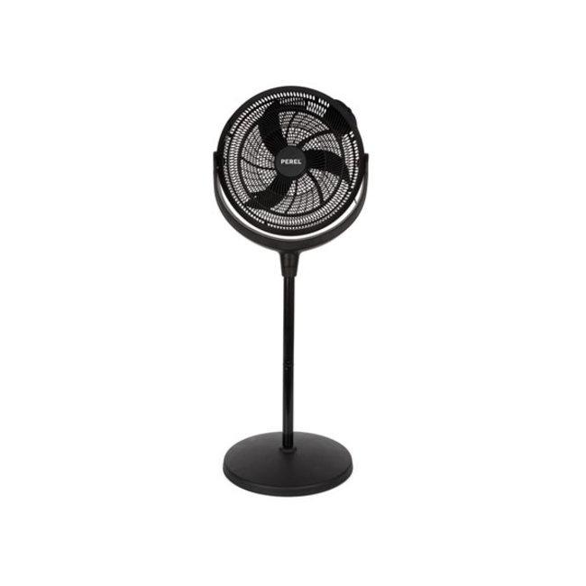 Perel Statief - tafel - ventilator  40 cm zwart met korting