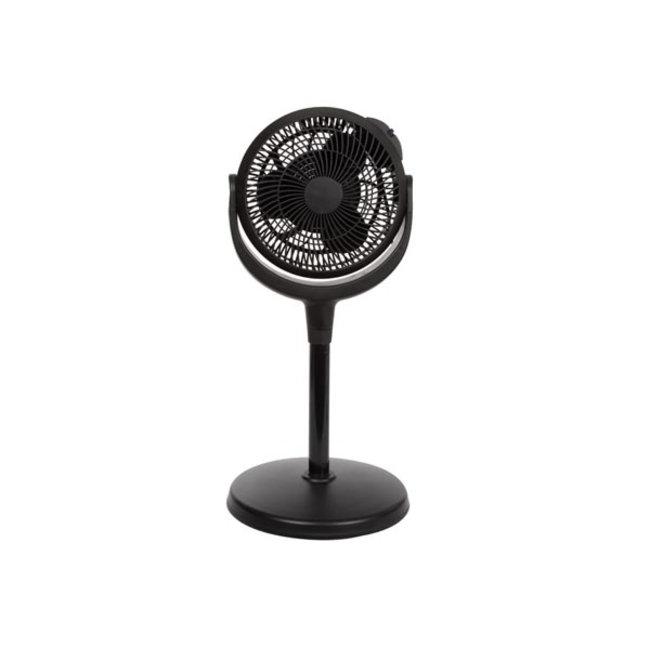 Perel Met korting Statief - tafel - ventilator 20 cm zwart