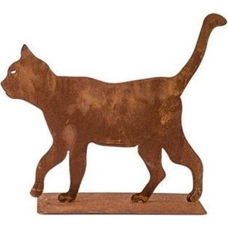 Home & Garden Wandelende kat - ecoroest