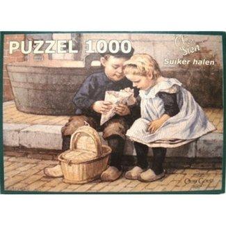 Home & Deco Puzzel Ot en Sien halen suiker  - 1000 stukjes