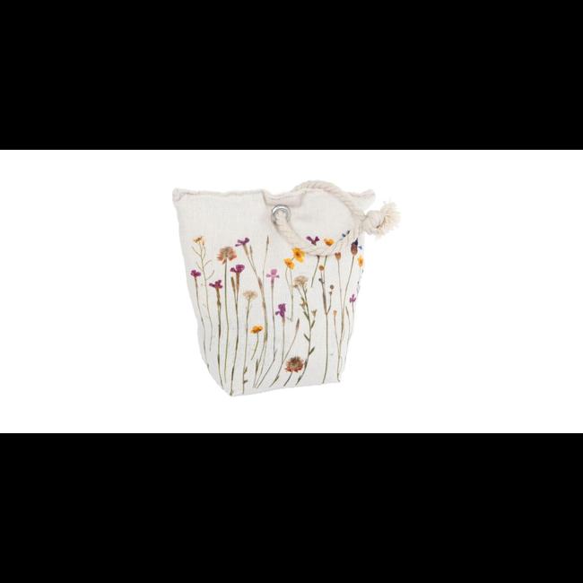 Home & Deco Deurstopper Bloemen