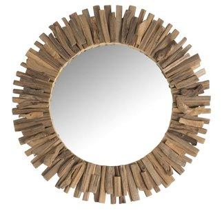 Jolipa Spiegel rond wrakhout