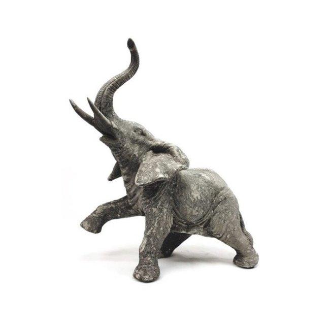 Home&Deco Lopende trompettende olifant