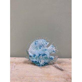 J-Line Turquoise vis klein