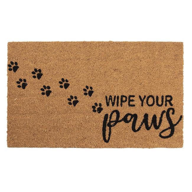 Clayre & Eef Deurmat wipe your paws