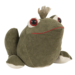 Clayre & Eef Deurstopper groene kikker
