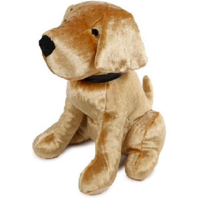 Home & Deco Deurstopper gouden hond Loeki