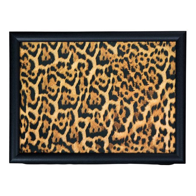 Mars & More Schootkussen laptray luipaard