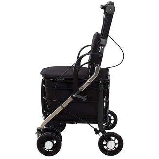 Playmarket Playcare - Care One - Rollator - Lichtgewicht - 30 liter