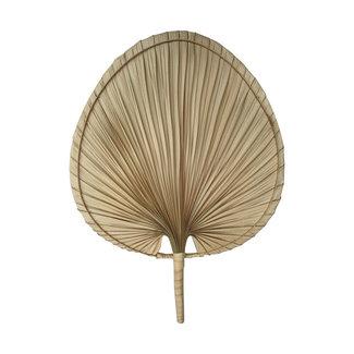 Bali-Dreams Bamboe waaier grof 54 cm