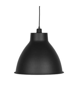 Label51 LABEL51 Hanglamp Dome - Zwart - Metaal