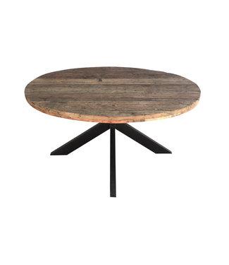 Livingfurn   Eettafel   Dakota   rond   150 cm