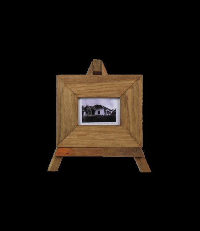 HSM Collection Fotolijst - small - 27x23 cm - teak
