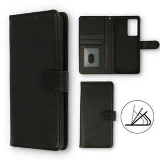 Samsung Galaxy A51 bookcase   zwart   Caseme