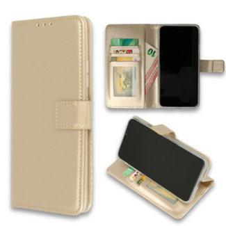 Samsung Galaxy A42 5G bookcase | goud