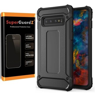 Samsung Galaxy A42 5G hoesje | zwart armor