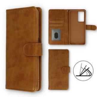 Samsung Galaxy A31 bookcase   bruin