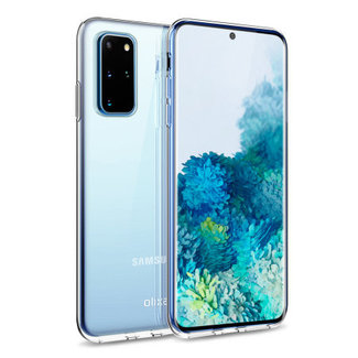 Samsung Galaxy A12 5G hoesje   transparant