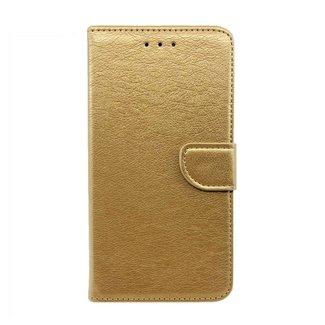 Huawei P40 bookcase | goud