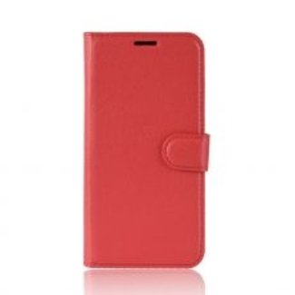 Huawei P10 bookcase   rood