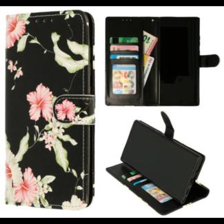Samsung Galaxy A32 4G Bookcase Bloemen
