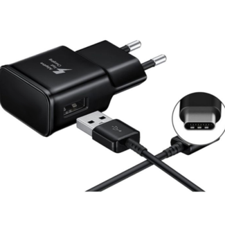 Samsung Travel Adapter 2.0A + Type-C to USB Cable (25W)
