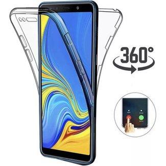 Samsung Galaxy A32 4G hoesje   360graden transparant