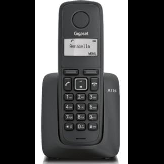 Gigaset Gigaset DECT telefoon GIGNL-A116-BLK
