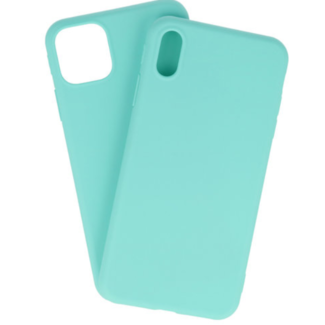 Apple iPhone Xs Max Silicone backcover