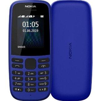 Nokia Nokia 105 Neo | Blauw | Dual sim